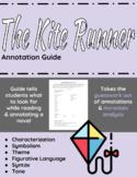 The Kite Runner Annotation Guide