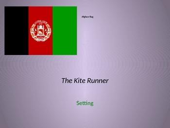 The Kite Runner Setting