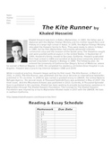The Kite Runner Unit
