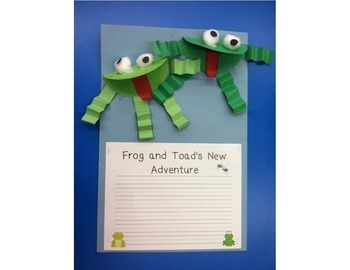 The Kite from Days with Frog and Toad Journeys Unit 6 Lesson 28 1st gr. sup. act