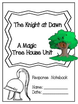 The Knight at Dawn: A Magic Tree House Study (24 Pages)
