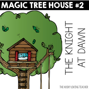 Magic Tree House: The Knight at Dawn Guide