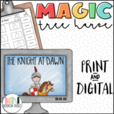 The Knight at Dawn Digital + Print Bundle Magic Tree House