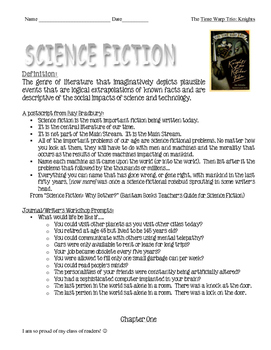 The Knights of the Kitchen Table  A Science Fiction Book Club