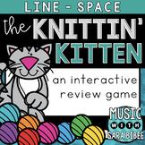The Knittin' Kitten (Line/Space) an Interactive Music Conc