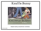 The Knuffle Bunny Adapted Story Questions