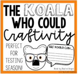 The Koala Who Could Read Aloud Craftivity Art Activity