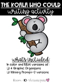 The Koala Who Could Writing Prompt