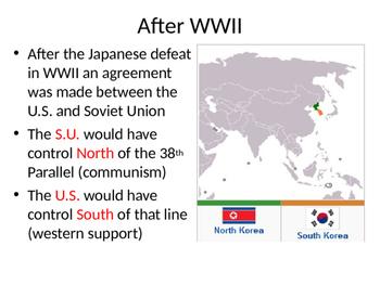 The Korean Peninsula Guided Notes