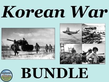 The Korean War BUNDLE