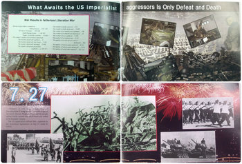 The Korean War Through North Korean Propaganda