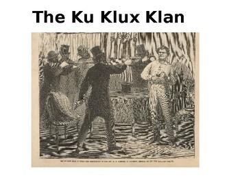 The Ku Klux Klan Informative Guide