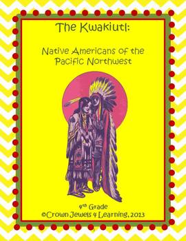 The Kwakiutl: Native Americans of the Pacific Northwest- R