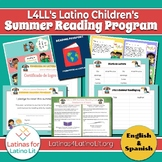 The L4LL Latino Children's Summer Reading Program - BASIC