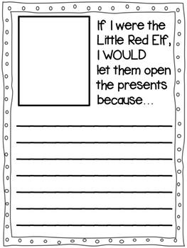 The Little Red Elf Kit