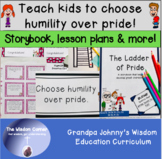 Teach Kids to Choose Humility Over Pride - A Christian Book & Lesson Plans