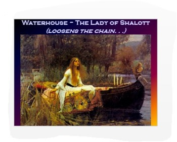 """The Lady of Shalott"": Alfred Lord Tennyson & Pre-Raphaelite Art"