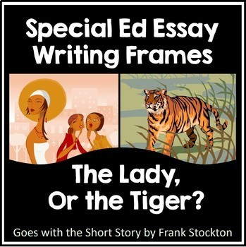 th grade writing essays powerpoint presentations resources   the lady or the tiger essay writing powerpoint