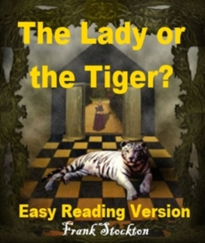 The Lady or the Tiger Easy Reading Powerpoint