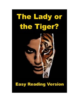 The Lady or the Tiger - Easy Reading Version with review ...