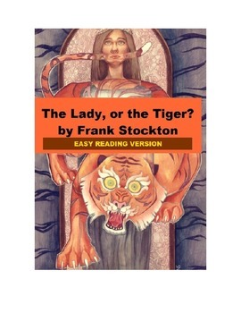 The Lady or the Tiger Mp3 and Easy Reading Text