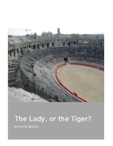 The Lady or the Tiger Pre-write