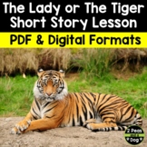 The Lady or the Tiger Short Story Lesson