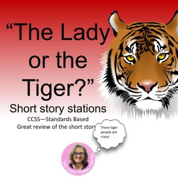The Lady or the Tiger Short Story Unit:Word Wall/Constructed Responses
