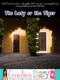 The Lady or the Tiger Reading Comprehension and Short Answer Responses