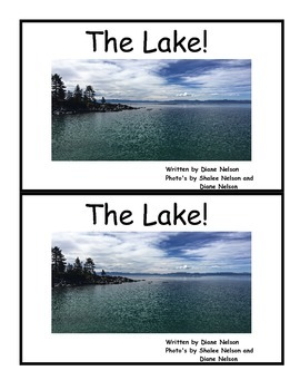 The Lake Differentiated Guided Reading Bundle