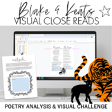 The Lamb, The Tyger, and Bright Start Close Reading Guides