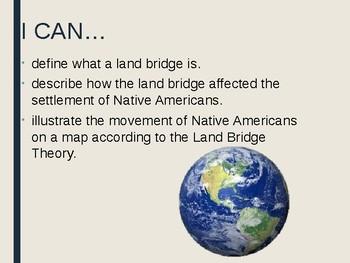 The Land Bridge