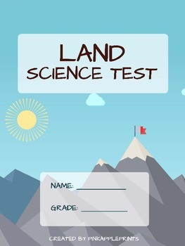 The Land Science Test