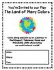 The Land of Many Colors: A Play About Respect