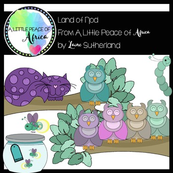 The Land of Nod Clip Art Collection