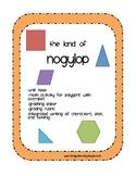 The Land of Nogylop: A Polygon Project