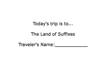 The Land of Suffixes