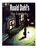 The Landlady Close Read--CCSS