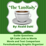 The Landlady Guide Questions and Movie Comparison