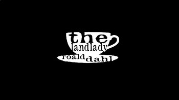 The Landlady Introduction and Vocabulary Set