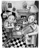"""""""The Landlady"""" Writing Rubric"""