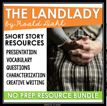 Healthy Eating Habits Essay The Landlady By Roald Dahl The Landlady By Roald Dahl English Essay Ideas also Compare And Contrast Essay About High School And College The Landlady Questions Teaching Resources  Teachers Pay Teachers Essays On Business Ethics