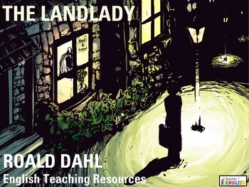 The Landlady teaching resource - Powerpoint, plans and worksheets