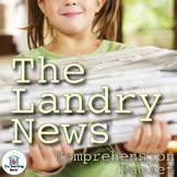 The Landry News Comprehension Packet