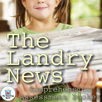 The Landry News Comprehension and Assessment Bundle