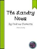 The Landry News Novel Study