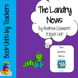 The Landry News by Andrew Clements Book Unit