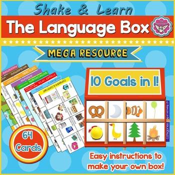 The Language Box - Mega Resource