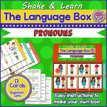 The Language Box - Pronouns
