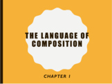 The Language of Composition (2nd Ed.), Chapters 1-3 Bundle